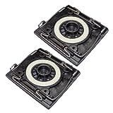 Black and Decker QS800/QS900 Sander (2 Pack) Platen Assembly # 90500275-2PK