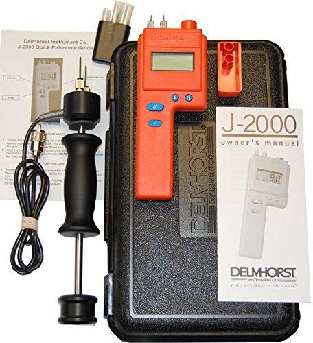 Delmhorst J-2000/PKG Digital Pin-Type...
