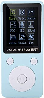 MP4 Music Player Portable MP3 / MP4 Player Support Music, Radio, Recording, Video, E-Book, Built-in Stopwatch Support Up t...