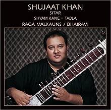 Raga Malkauns by Shujaat Hussain Khan (1999-09-14)