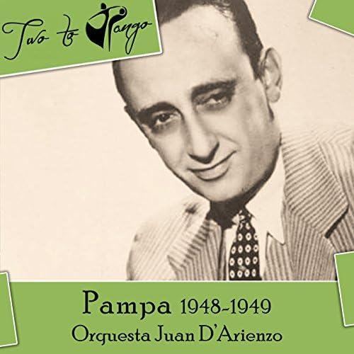 Orquesta Juan D'Arienzo, Alberto Echague, Armando Laborde