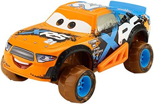 Disney Cars - Vehículo XRS Speedy Comet, Coches de Juguetes niños +3 años (Mattel GBJ40) , color/modelo surtido