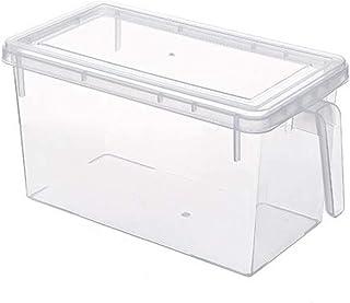 Réservoir scellé pour Conserver Les Aliments Frais Boîte de Rangement Réfrigérateur Récipient pour Aliments Pot de Stockag...
