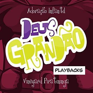 Deus Grandão, Vol. 1 (Playbacks)