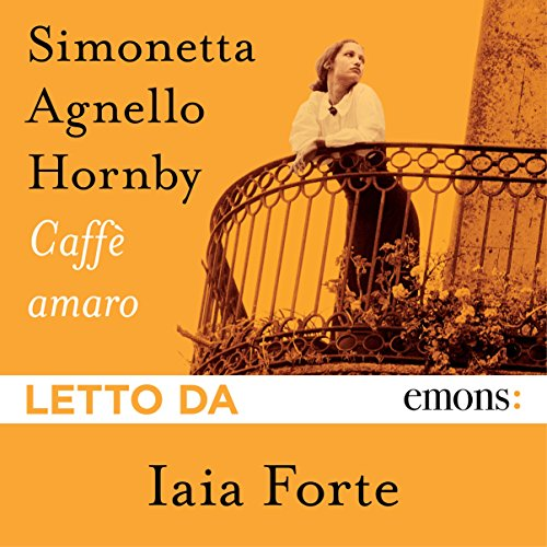 Caffè amaro audiobook cover art
