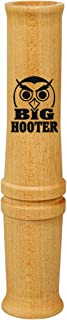 Hunters Specialties Big Hooter Owl Call, Brown