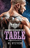 Table: Motorcycle Club Romance...