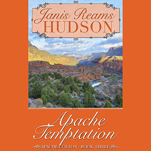 Apache Temptation audiobook cover art