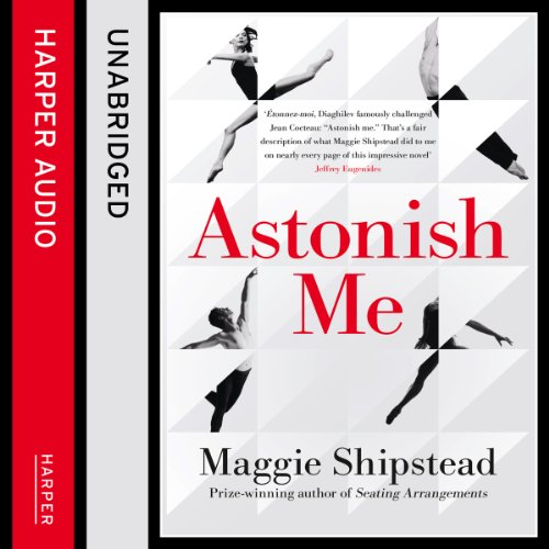 Astonish Me cover art