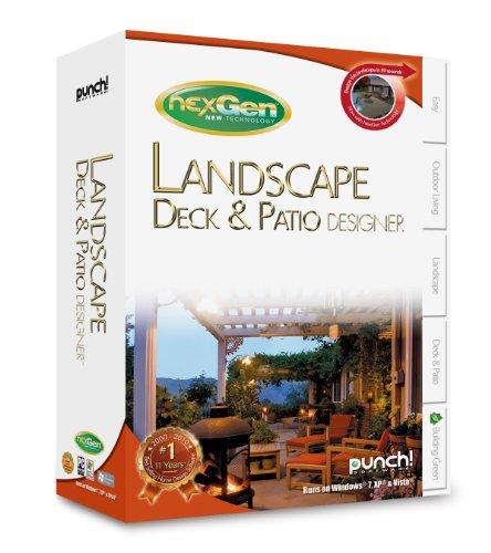 Punch! Landscape, Deck, & Patio Designer [Old Version]