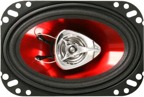 BOSS AUDIO CH4620 Chaos Exxtreme 4 Serie 2-Wege Lautsprecher 200 Watt