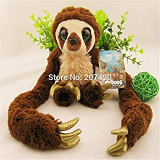 EXTOY 25-65Cm The Crood Long Arm Monkey Belt Plush Toy Soft Stufffed Dolls Gift for Kids Toddler Must Haves 4 Year Old Boy Gifts The Favourite Superhero Birthday UNbox Me