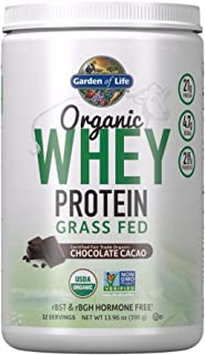 Best organic whey protein garden of life Reviews
