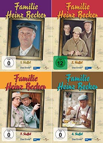 Familie Heinz Becker - Die komplette 1. - 4. Staffel (8-Disc / 4-Boxen)