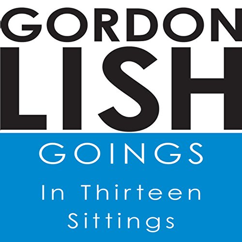 Goings audiobook cover art