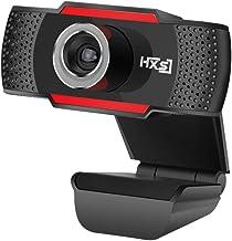 Nishore Web Camera Computador portátil Câmera 1080 P HD para videoconferência Transmissão ao vivo Transmissão manual com c...