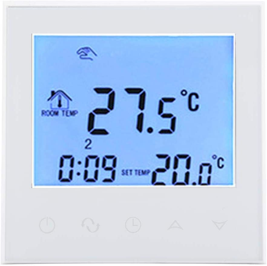 WFAANW Digital Thermostat Smart trend rank OFFicial mail order Di WIFI Programmable