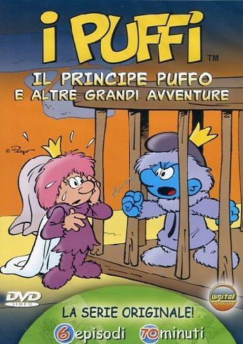 I Puffi - Il principe Puffo