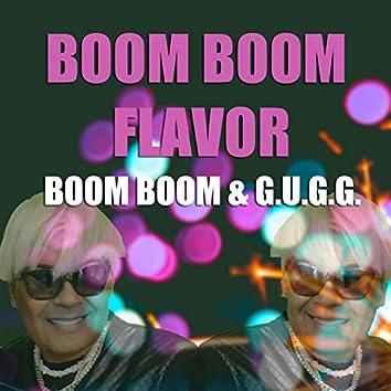 Boom Boom Flavor