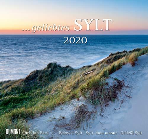 ... geliebtes Sylt 2020 - DuMont Wandkalender - mit den wichtigsten Feiertagen - Format 38,0 x 35,5 cm