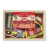 Product Image of the Melissa & Doug Set Of Farm Magnets