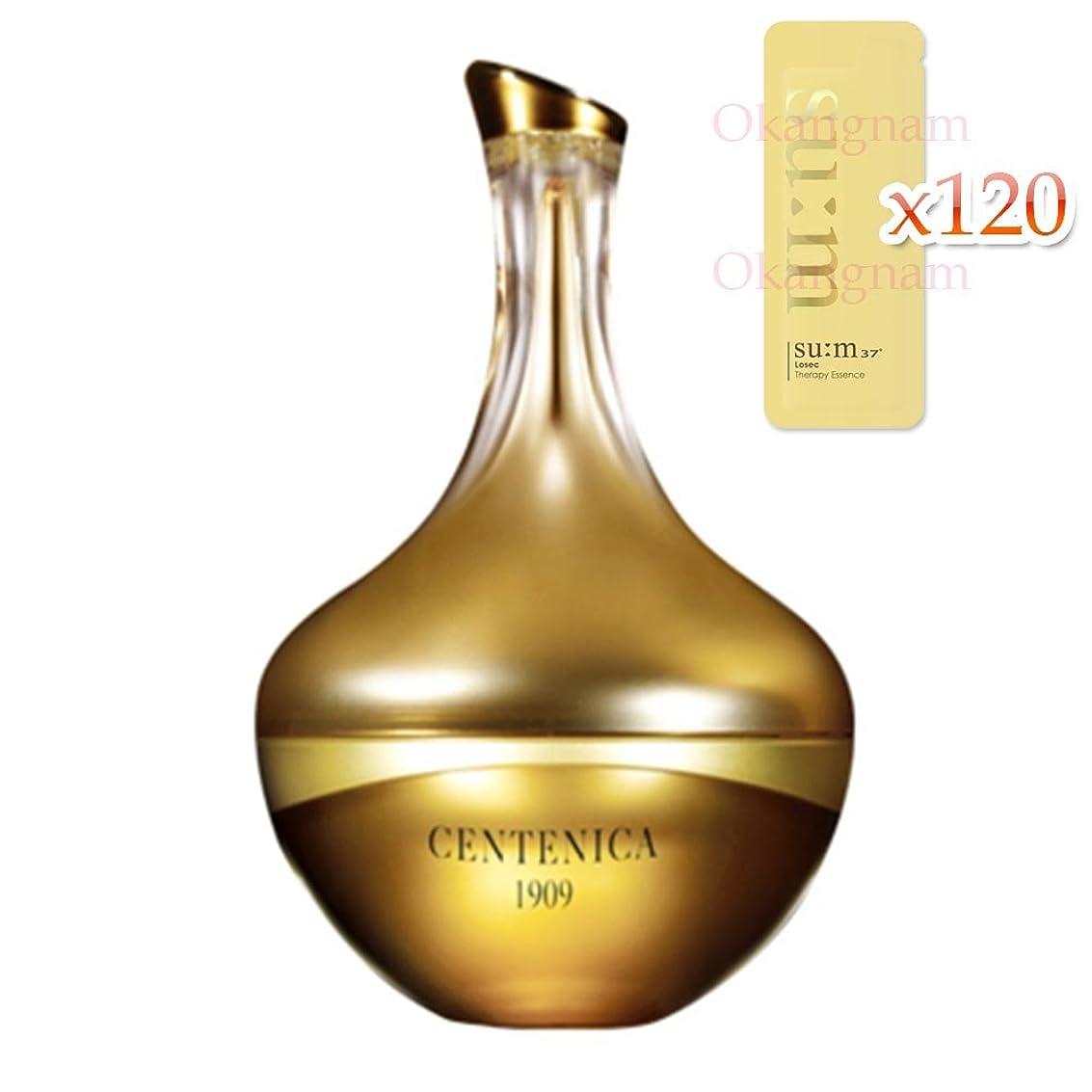 午後モルヒネスロベニア[su:m37/スム37°] SUM37 Centenica Luxury Cream/sum37 スム37? 名品自然発酵ワイン、イタリアのモデナ自然発酵秒、アシュワガンダ成分の名品発酵クリーム+[Sample Gift](海外直送品)