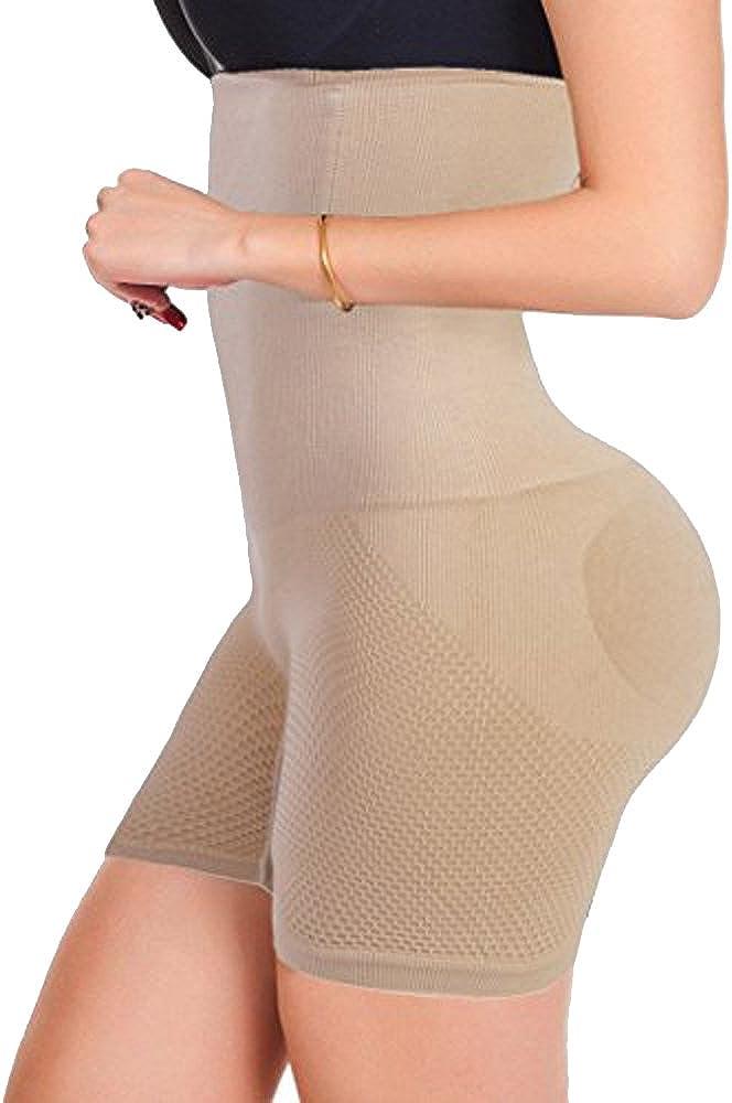 DODOING Tummy Control Shapewear for Women High Waist Cincher Thigh Slimmer Body Shaper