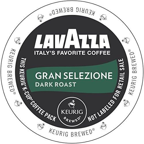 Lavazza Dark Roast Gran Selezione Coffee K-Cups