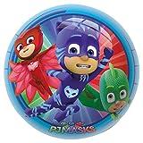 Mondo - PJ Masks 06674. Balón para niños 23cm. Modelos aleatorios