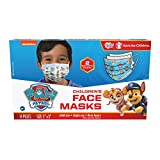 Paw Patrol Children's Single Use Face Mask, 14 Count, Small, Ages 2-7, 2 Assorted Designs, Multi (27301)