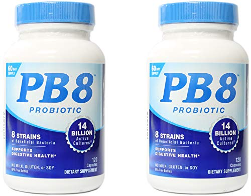 Now Pb 8 Pro-biotic Acidophilus 120-count (Pack of 2)