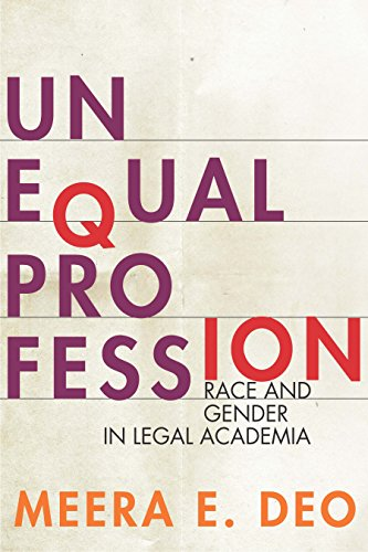 Compare Textbook Prices for Unequal Profession: Race and Gender in Legal Academia 1 Edition ISBN 9781503607842 by Deo, Meera E.