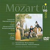 Mozart: Concerto for Piano, KV 503; Ch'io mi scordi di te, KV 505; Symphony, KV 504