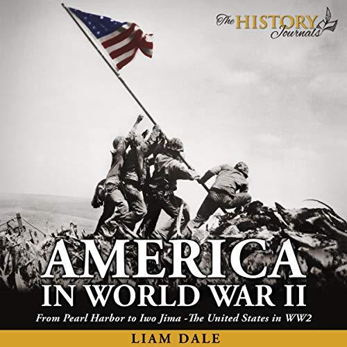 America in World War II cover art