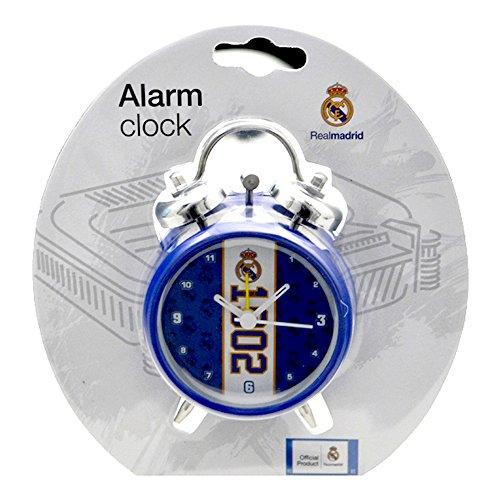Real Madrid wekker Alarm Clock ES