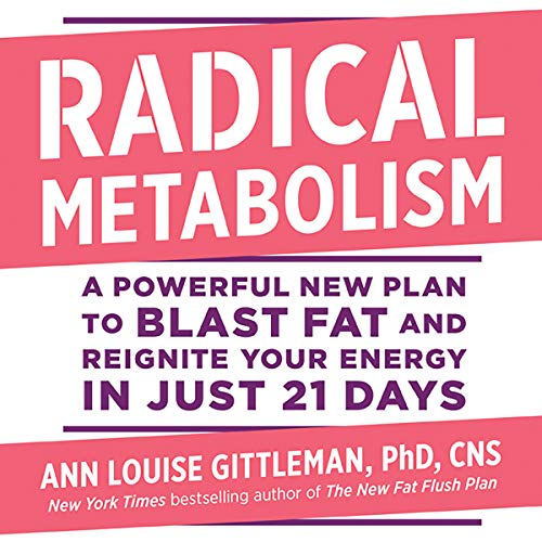 Page de couverture de Radical Metabolism