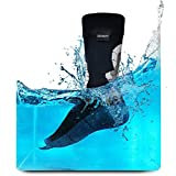 ArcticDry Xtreme ICE Blue Thermal 100% Waterproof Socks for Men, Women & Children (Medium)