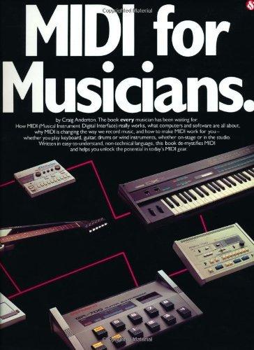 MIDI for Musicians