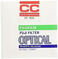 FUJIFILM 色補正フィルター(CCフィルター) 単品 フイルター CC R 20 7.5X 1