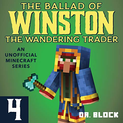 The Ballad of Winston the Wandering Trader, Book 4 cover art