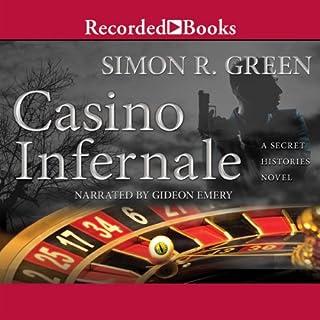 Casino Infernale audiobook cover art