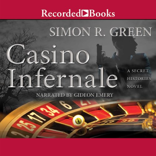 Casino Infernale audiobook cover art