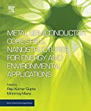 Metal Semiconductor Core-shell Nanostructures for Energy and Environmental Applications (Micro and Nano Technologies) (English Edition)