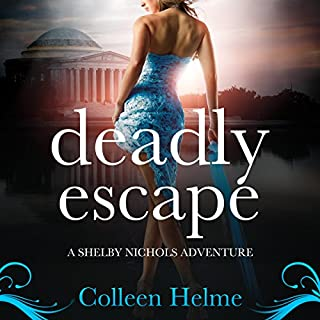 Deadly Escape audiobook cover art