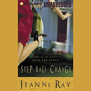 Step-Ball-Change audiobook cover art