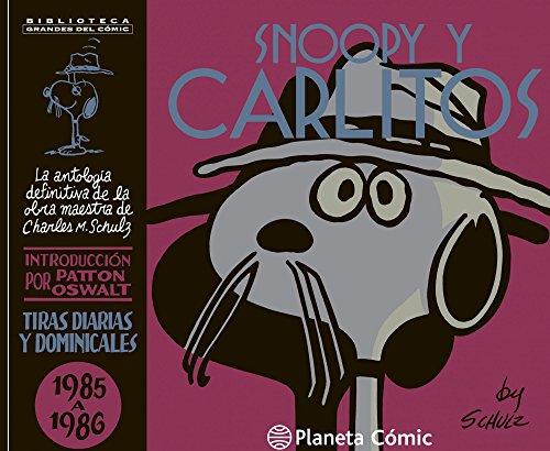 Snoopy y Carlitos 1985-1986 nº 18/25: 1985 a 1986 (Cómics Clásicos)