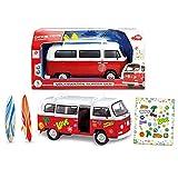 Dickie Toys- Surfer Van, 32 cm, 203776001