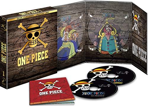 One Piece Golden Edition Las Peliculas Box 1 Edición...