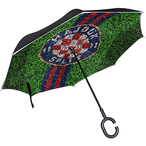 Mike-Shop Reverse Umbrella, HNK Hajduk Split Inverted Golfschirme