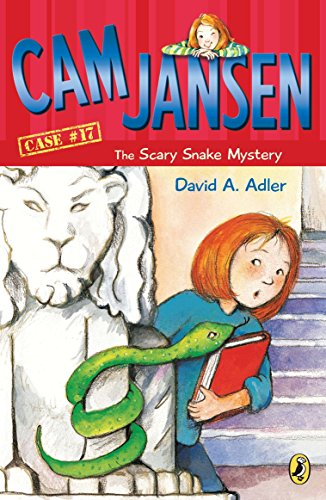 Cam Jansen: the Scary Snake Mystery #17の詳細を見る